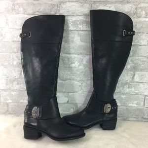Vince Camuto Beatrix Leather Boots